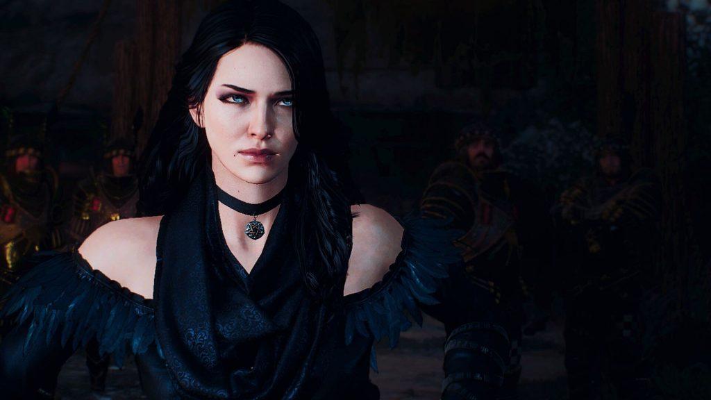 Йеннифэр из Венгерберга (The Witcher III: Wild Hunt)