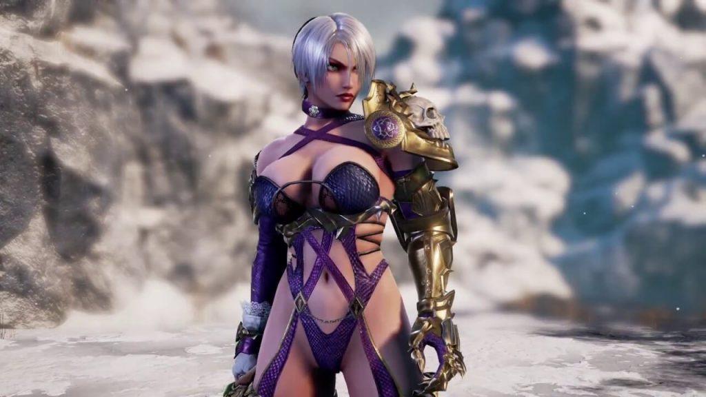 Изабелла «Айви» Валентайн (Soulcalibur)