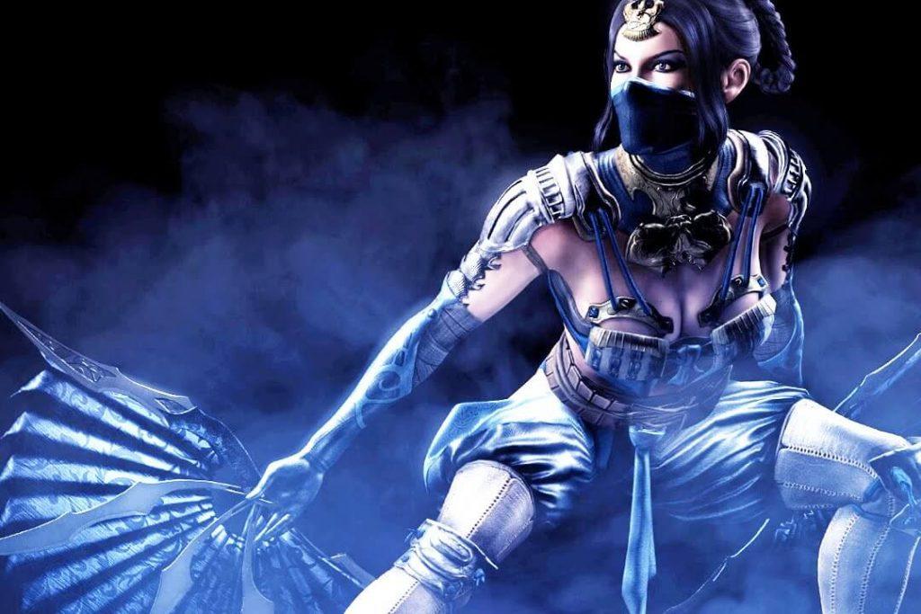 Китана (Mortal Kombat)