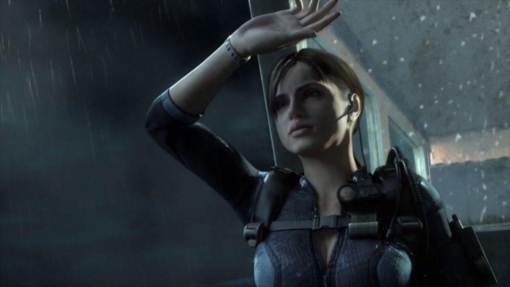 Джилл Валентайн (Resident Evil)