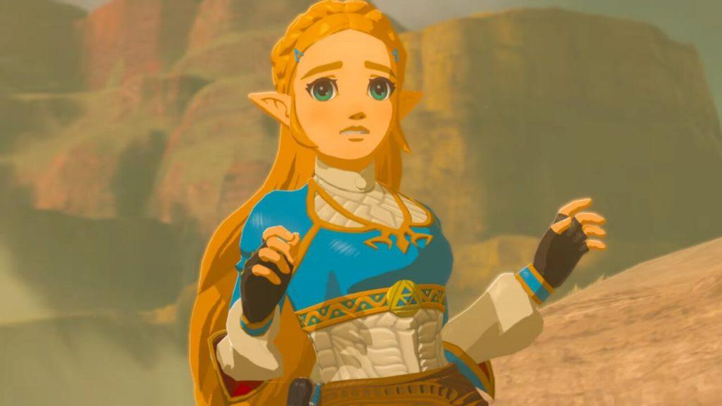 Принцесса Зельда (The Legend of Zelda)