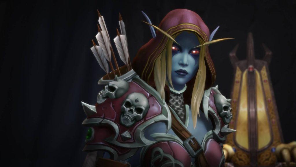 Сильванна Ветрокрылая (World of Warcraft)
