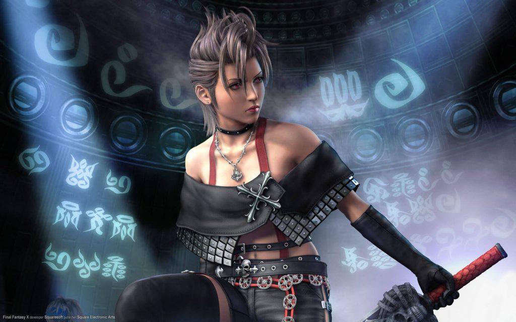Пэйн (Final Fantasy X-2)