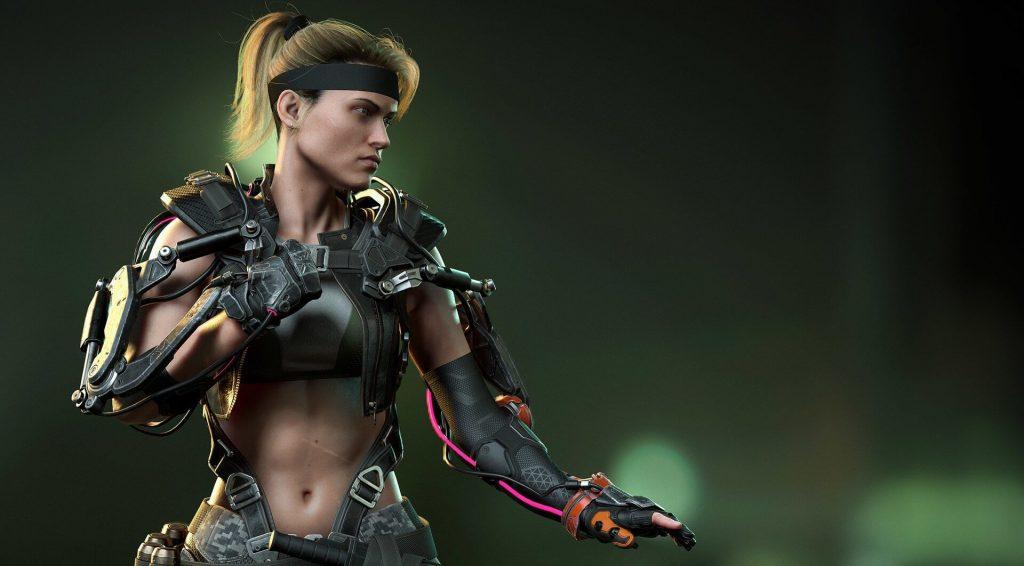 Соня Блэйд (Mortal Kombat)