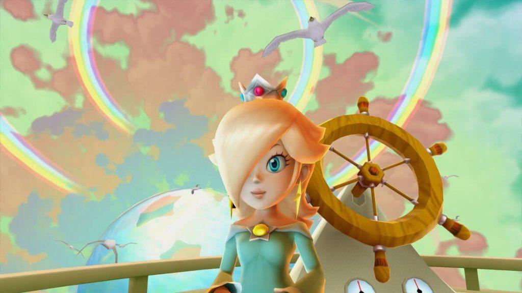 Розалина (Super Mario Galaxy)