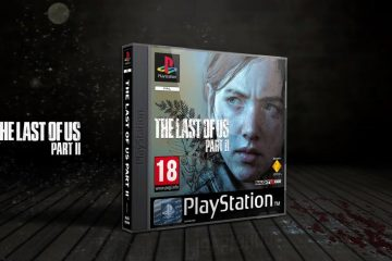 Как бы выглядела The Last of Us 2 на PlayStation 1