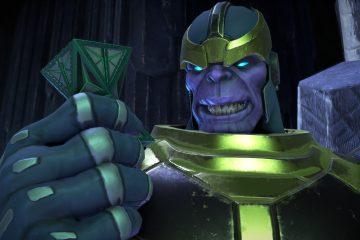 Убить Таноса в Guardians of the Galaxy от Telltale