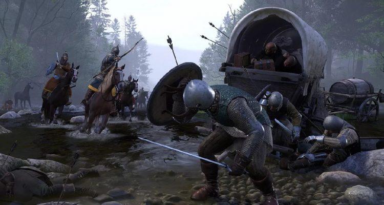 Kingdom Come - следующая бесплатная игра в EGS