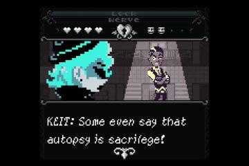 Раскройте тайну убийства робота в детективной Lockheart Indigo