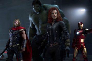 Marvel's Avengers - новый трейлер и информация об изданиях