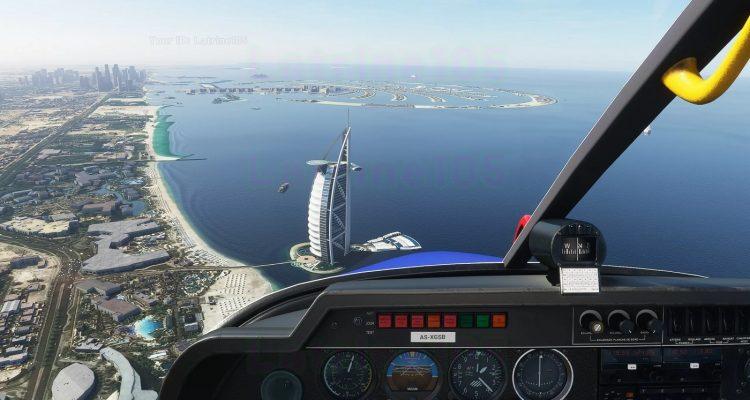 Microsoft Flight Simulator будет насчитывать 37 000 аэропортов