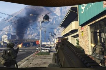 Модификация R.E.A.L. для GTA 5 позволяет пройти игру в VR-очках