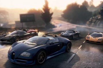 Need for Speed возвращается в студию Criterion