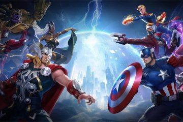 NetEase создаёт сетевой шутер с супергероями Marvel