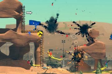 Онлайн-шутер Soldat 2 выйдет в Steam во втором квартале