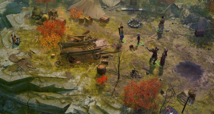 Pathfinder: Wrath of the Righteous собрал миллион долларов на Kickstarter