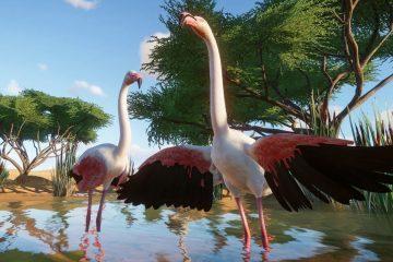 Животные в Planet Zoo: кормление, разведение и снятие стресса