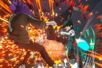 Представлены режимы и герои в My Hero One's Justice 2