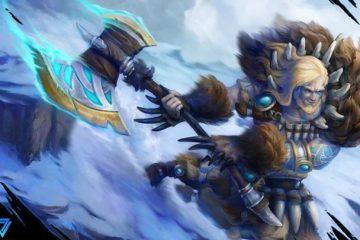 Ragnarok Colossus - новый проект от создателей Camelot Unchained