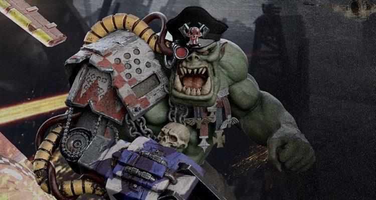 Раскрой своего внутреннего летчика в Dakka Squadron, орочьем летном симуляторе Warhammer 40K