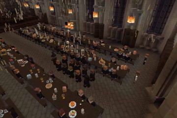 РПГ по Гарри Поттеру в Minecraft доступна для загрузки