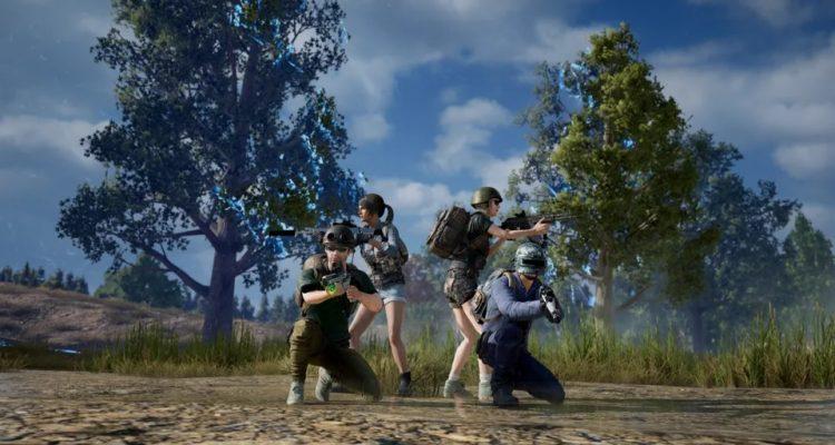 Следующее обновление в PUBG позволит игрокам Xbox и PS4 играть вместе