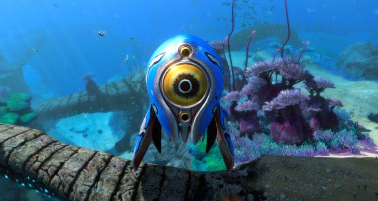 Subnautica: Below Zero позволяет исследовать затонувший корабль