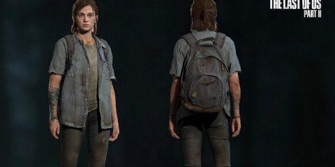 Официальный гайд по косплею Элли из The Last of Us Part II