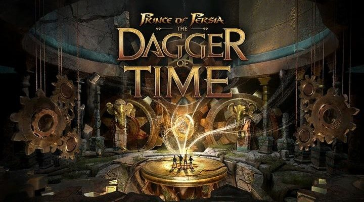 Ubisoft анонсировала Prince of Persia: The Dagger of Time VR
