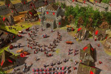 War Selection – стратегия в реальном времени с апокалиптичными битвами на 62 человека