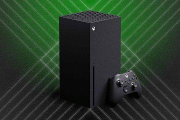Xbox Series X будет в восемь раз мощнее Xbox One