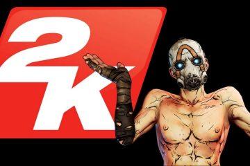 2K Games удаляет свою продукцию из сервиса GeForce Now