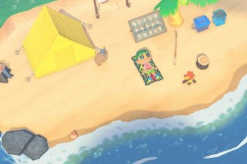 Animal Crossing: New Horizons - представлен новый трейлер