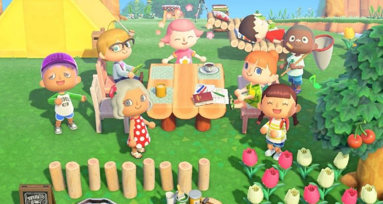 Animal Crossing: New Horizons выходит на Nintendo Switch