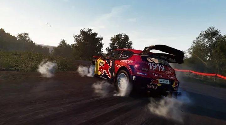 Анонсированы WRC 9, WRC 10 и WRC 11