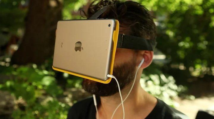 Apple разрабатывает свой комплект VR-очков