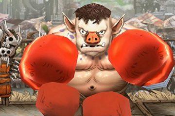 Играли ли вы в... Beast Boxing Turbo?