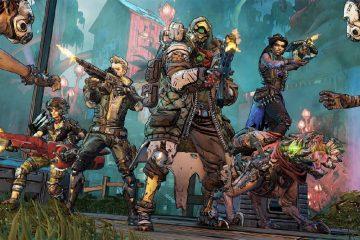 Borderlands 3 выходит в Steam