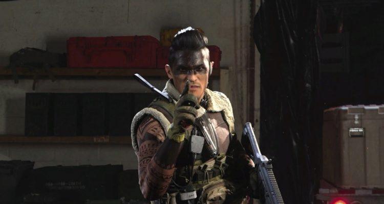 Call of Duty Warzone получила четыре новых вида оружия