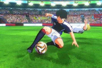 Captain Tsubasa: Rise of New Champions позволит создать собственного персонажа