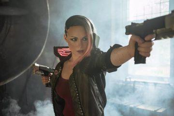 Cyberpunk 2077 - новая версия женского персонажа
