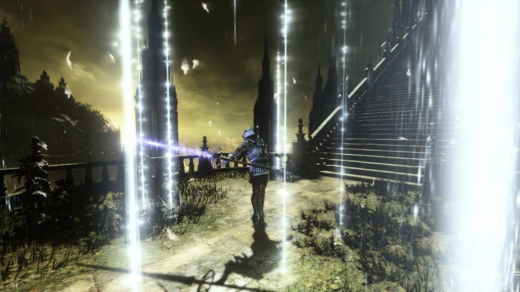 Dark Souls 3 Champion's Ashes – мод, перерабатывающий геймплей и боевую систему