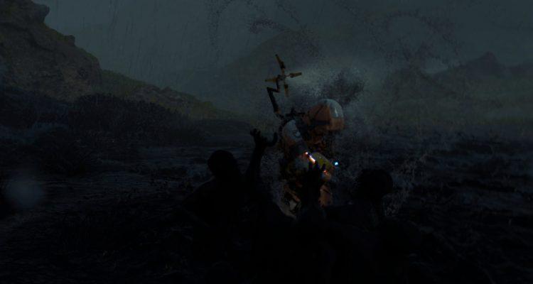 Death Stranding должна была быть более мрачной игрой