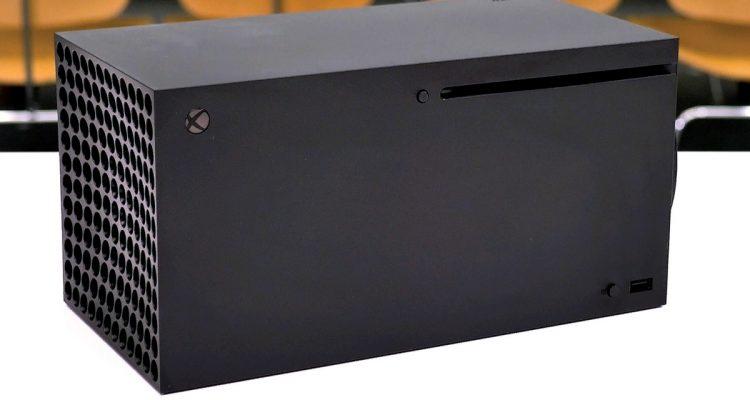 Дизайнеры Xbox Series X рассказали почему консоль выглядит так необычно
