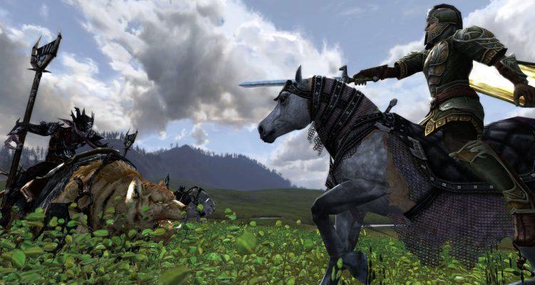 DLC к Lord of the Rings Online и D&D Online доступны для всех желающих до 30 апреля