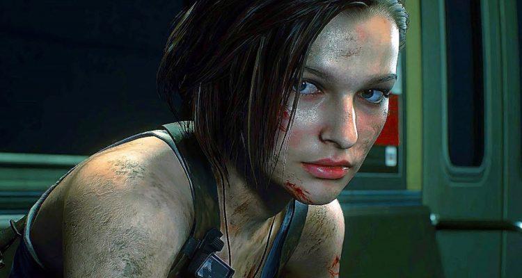 Джилл Валентайн в новом трейлере Resident Evil 3