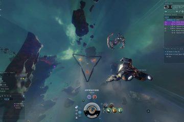 А вы играли в… Eve Online?