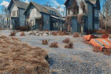 Пак 4K HD текстур для Fallout 4 полностью меняет игровой ландшафт природы