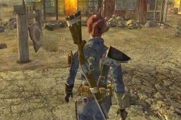 Мод на коронавирус теперь доступен для Fallout: New Vegas