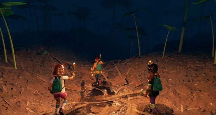Grounded - представлен геймплей из новой игры от Obsidian